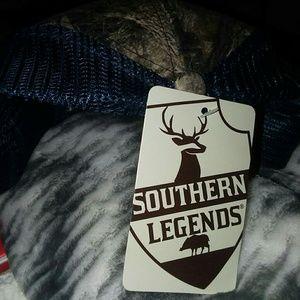 Southern Legends Accessories - Camo Trucker Hat